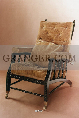 Wondrous Image Of William Morris Chair Morris Adjustable Back Gamerscity Chair Design For Home Gamerscityorg