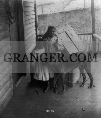 GEORGIA: CHILDREN, c1900. 