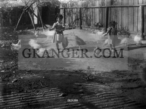 GEORGIA: CHILDREN, c1899. 