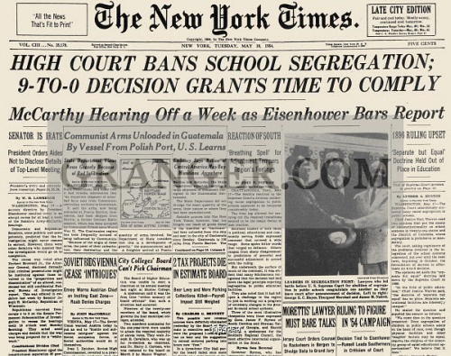 a report on the supreme court case of brown v board of education on the topic of segregation in the  Explore lizbeth lopez's board brown vs board of education  brown vs board case it end segregation in schools  supreme court in the landmark case brown v.