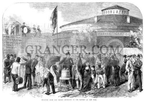 irish immigrants in the american civil