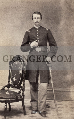 Pacific Credit Union >> Image of CIVIL WAR: UNION OFFICER. - A Union Army Officer ...