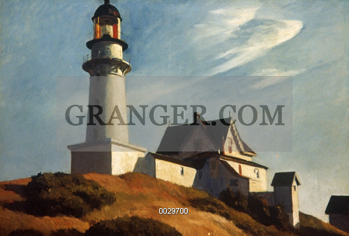 HOPPER: LIGHTHOUSE 