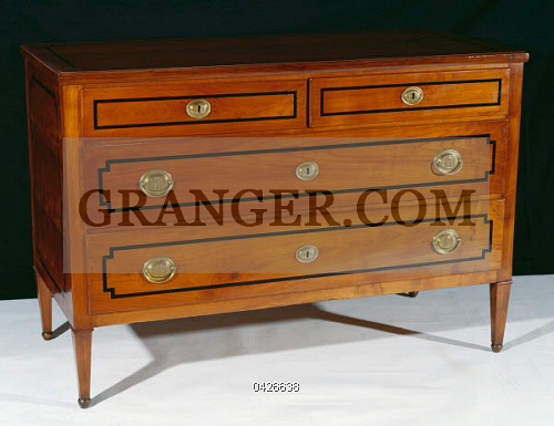 Image Of Decorative Arts Directoire Style Chest Of