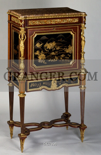 image of decorative arts louis xvi style second empire napoleon iii amaranth and aventurine. Black Bedroom Furniture Sets. Home Design Ideas