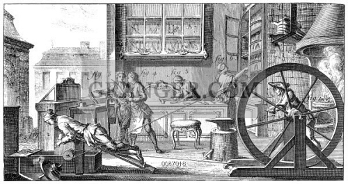 Image of CUTLERY MANUFACTURE  - A Parisian Cutlery Shop