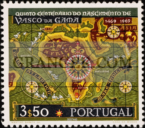 VASCO da GAMA, 1969. 