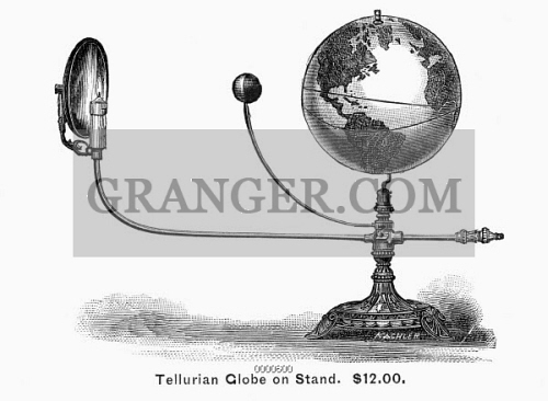 TELLURIAN GLOBE. 