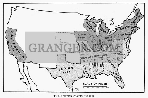 Image Of UNITED STATES MAP Map Of The United States At - Future map of the united states