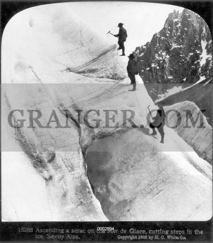 ALPINE MOUNTAINEERING. 
