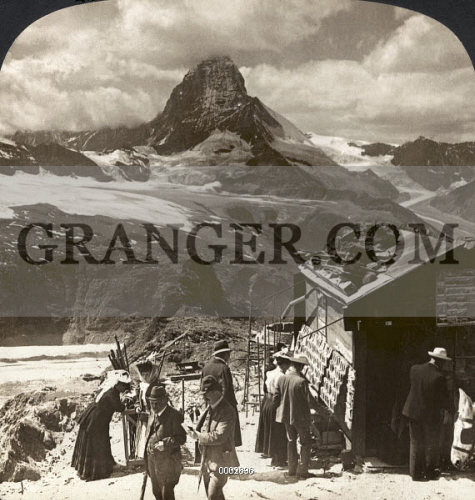 SWITZERLAND: MATTERHORN. 
