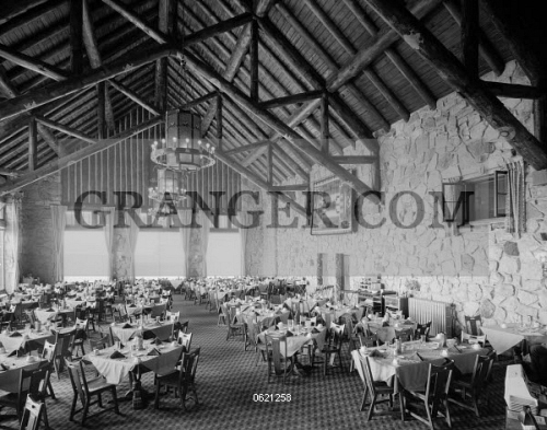 Image Of GRAND CANYON LODGE 48 Interior Of The Dining Room At Best Grand Canyon Lodge Dining Room