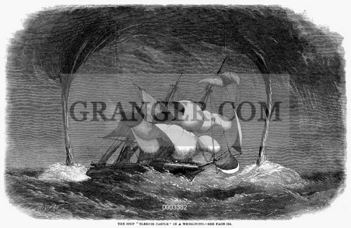 WATERSPOUTS, 1858. 