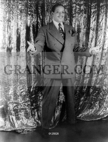 Image of MYRON 'TINY' BRADSHAW - (1905-1958)  American Jazz