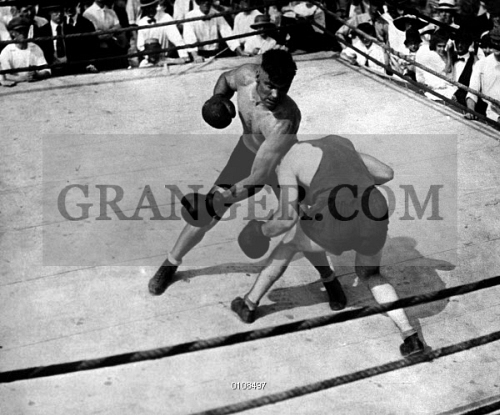 JACK DEMPSEY (1895-1983). 