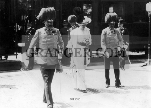 Image Of Franz Ferdinand 1914 Archduke Franz Ferdinand