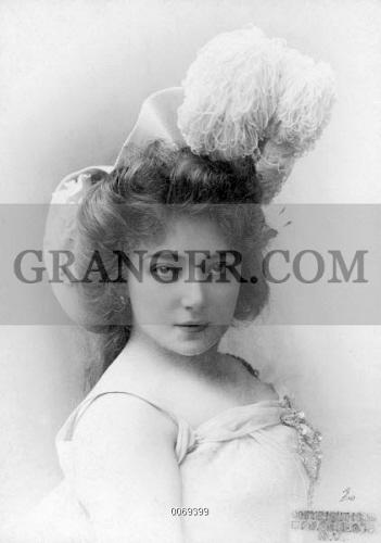Image of ANNA HELD (1865?-1918)  - American (Polish-born