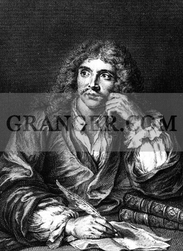 Image of PERSONALITIES  - Moliere, 15 1 1622 - 17 2 1673