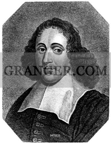 Image Of Personalities Spinoza Benedictus Baruch De