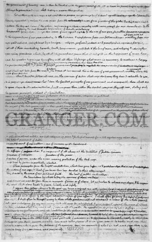 thomas jefferson inaugural address