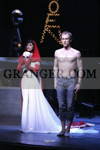 Image of THEATER PERFORMANCE  - 'Darcey Bussell And Igor
