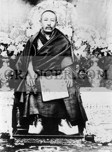 Image of THUBTEN CHOEKYI NYIMA - 9th Panchen Lama (1883-1937