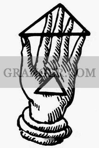 Image Of Hinduism Trimurti Symbol Of The Trimurti Or Triad Of