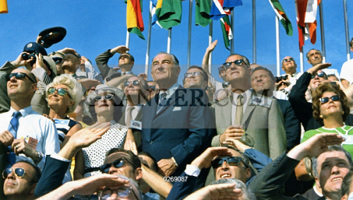 APOLLO 11: LIFTOFF, 1969. 