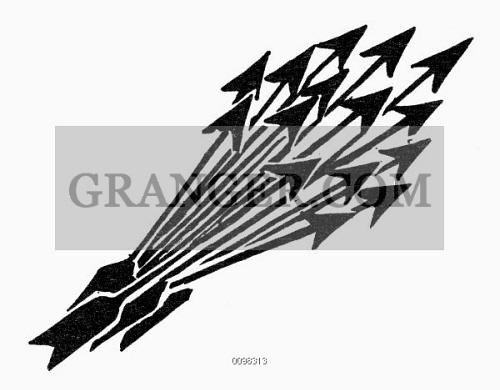Image of SYMBOL: UNITY  - Bundle Of Arrows, A Symbol Of