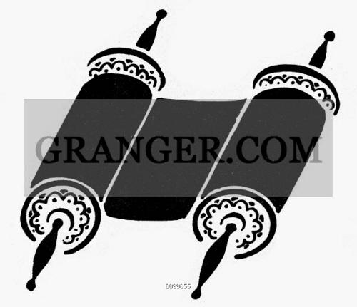 Image Of Judaism Torah Scroll Of The Torah A Symbol Of Judaism