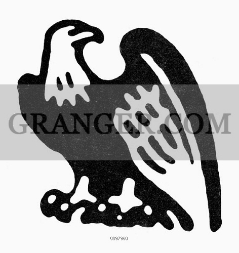 Image Of American Eagle 1854 Eagle Symbol Used By The Republican