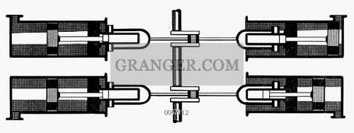 image of internal combustion engine nikolaus otto 39 s. Black Bedroom Furniture Sets. Home Design Ideas