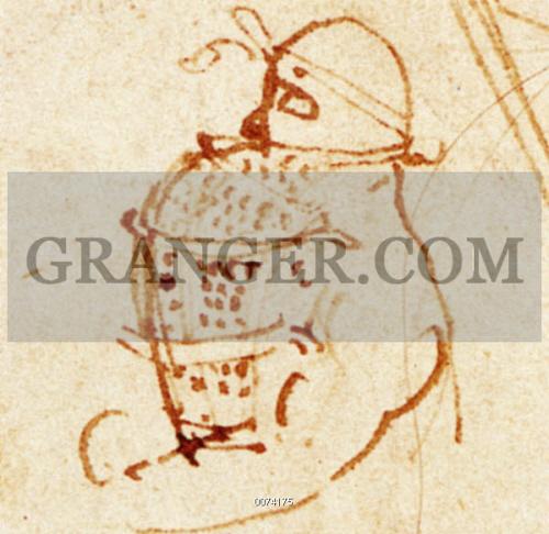 image of leonardo scuba gear leonardo da vincis