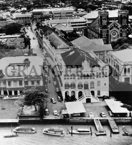 Image of EAST ASIATIC COMPANY, 1935  - The Oriental Hotel