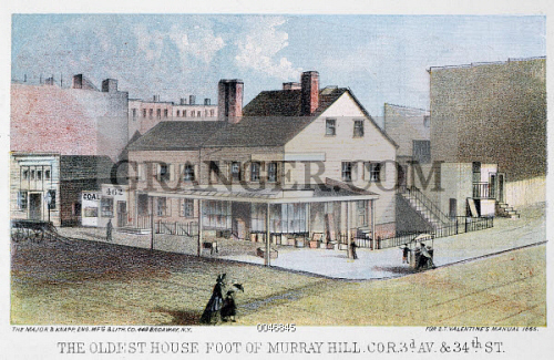 MURRAY HILL, NEW YORK CITY. 