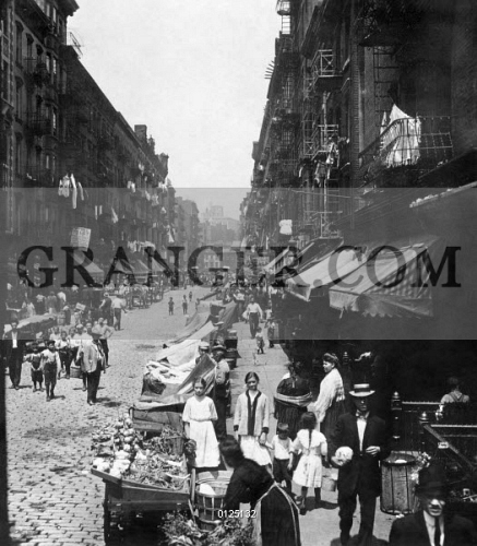NEW YORK: LOWER EAST SIDE. 
