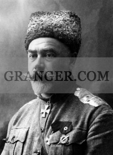 Image of ANTON DENIKIN (1872-1947)  - Officer In The Imperial