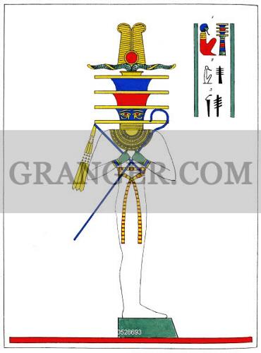 Image Of Egypt Djed 1823 The Djed An Ancient Egyptian Symbol