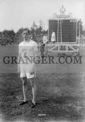 Image of Selection Trials For The 1912 Summer Olympics In ...